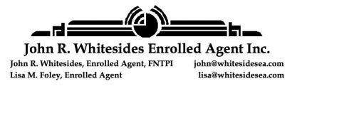 John R Whitesides Enrolled Agent