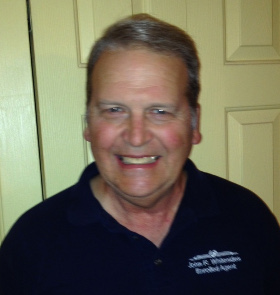John R. Whitesides, EA